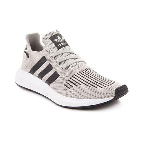 mens adidas run athletic shoe brown 436428