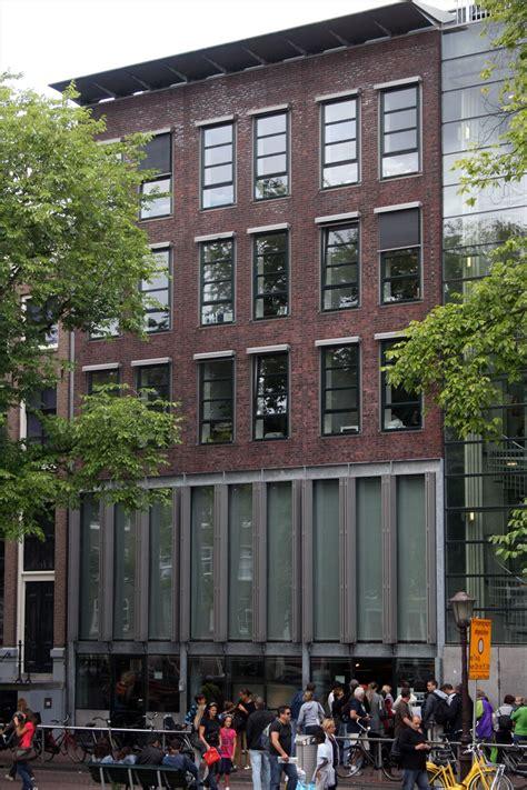 amsterdam frank museum www pixshark images