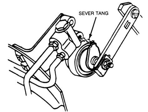 repair guides brake operating system height sensing