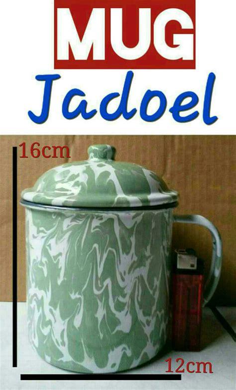 Cangkir Blirik Enamel Vintage Jadul Lawasan 10 Cm jual cangkir jadul besar mug jadul jumbo blirik enamel vintage em em shop