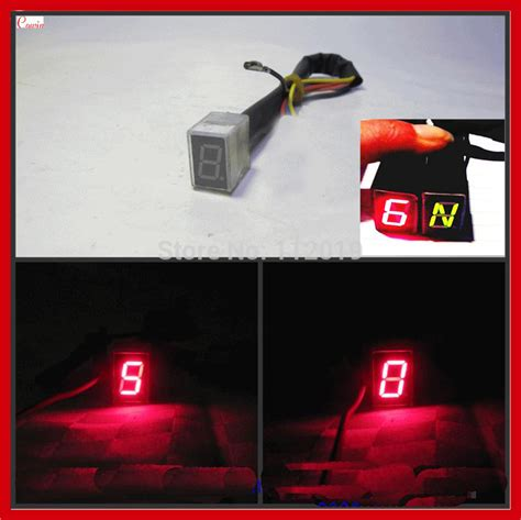 Shift Indicator Light Not Working by New Led Light Universal Digital Shift Gear Indicator