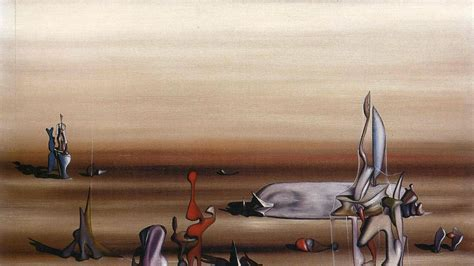 Surrealism artwork french traditional art yves tanguy