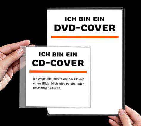 Cd Cover Drucken cd cover dvd cover drucken saxoprint
