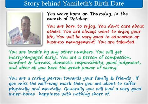Search With Birth Date Check My Results Of Find Story Your Birth Date