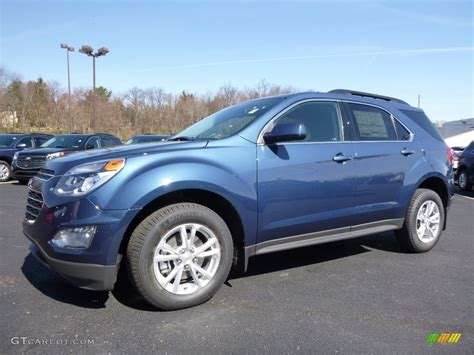 patriot blue paint 2016 patriot blue metallic chevrolet equinox lt awd