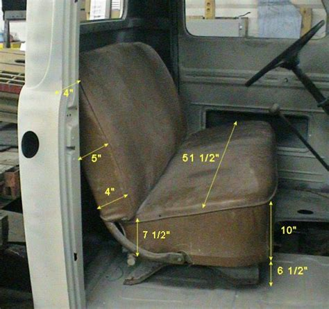ford truck bench seat 1956 ford truck bench seat