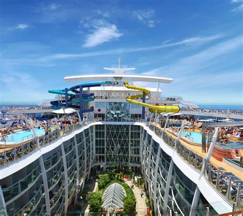 royal caribbeans newest ship new cruise ships hitting the seas in 2016 huffpost