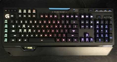 Keyboard Gaming Logitech G810 Spectrum Second la coupe du monde logitech g910 spectrum keyboard