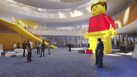 lego headquarters lego s new headquarters is inspired by you know what