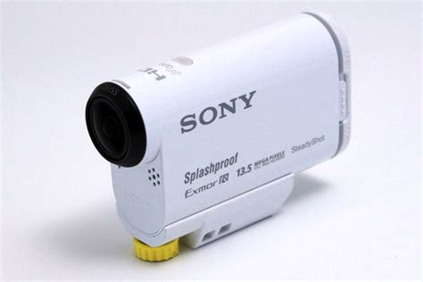 Sony Hdr As100 sony actioncam hdr as100 test magazinevideo
