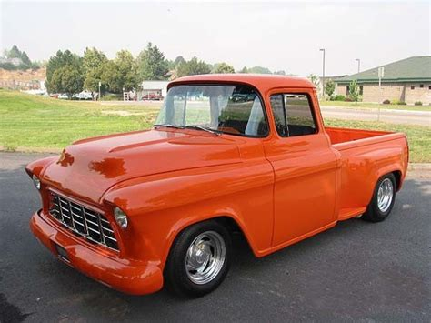 photos of hot rod trucks 1955 chevrolet pickup hot rods pictures hot rod cars