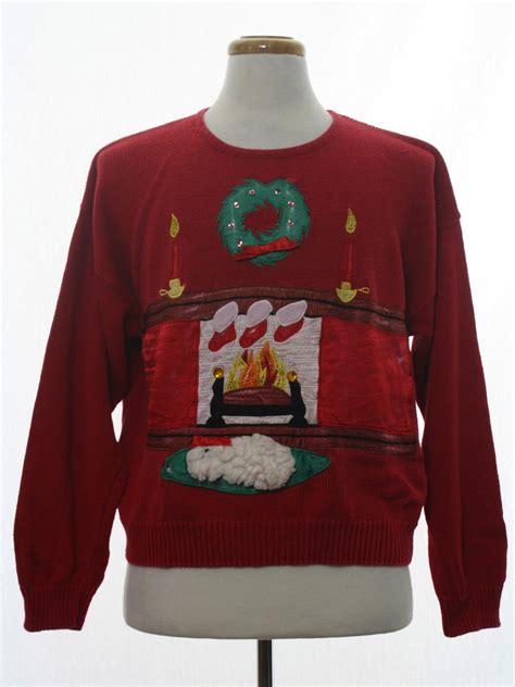 fireplace sweater sweater work in progress unisex