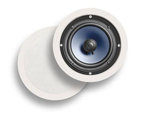 a1 sound polk audio rc80i in ceiling and in wall speakers