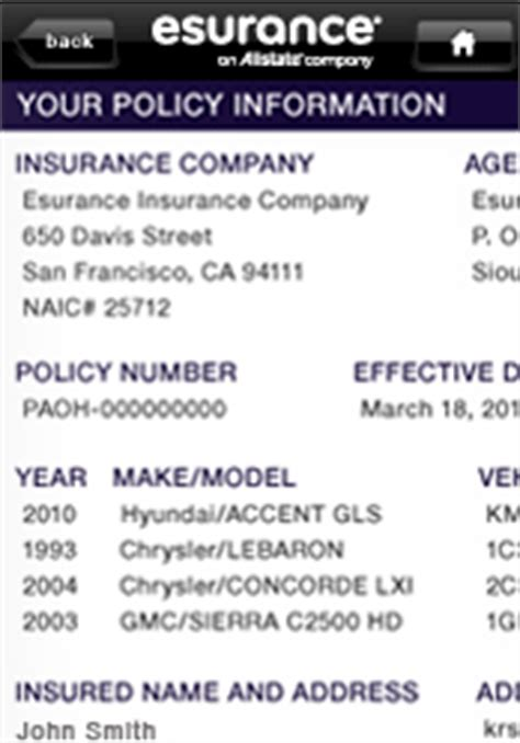 Car Insurance Claims File An Auto Claim Online Esurance