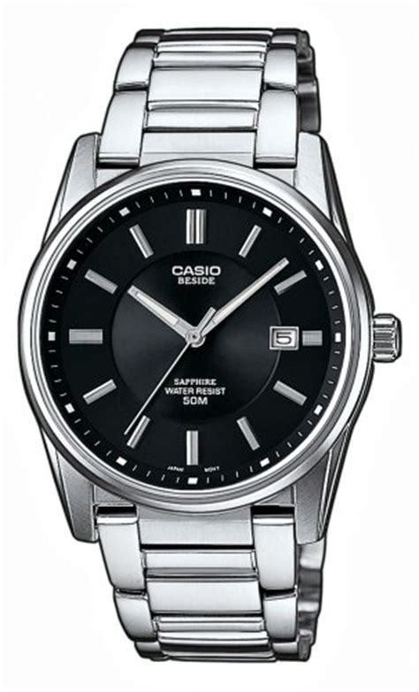 Jam Casio Bem 111d Quartz casio collection herren analog quarz bem 111d 1avef test