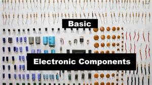 basic electronic components 8 steps with pictures