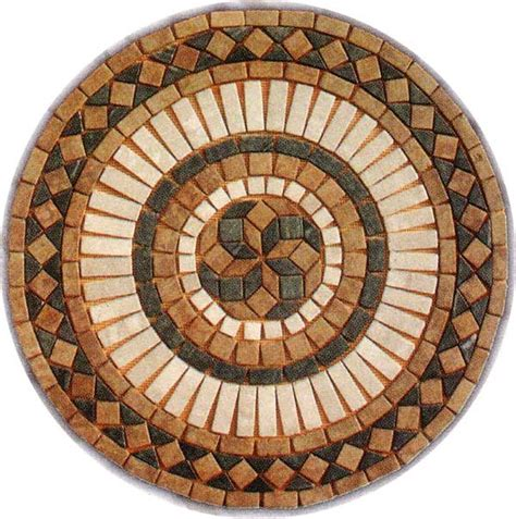 rosoni in marmo per pavimenti rosoni in marmo anticato ceramiche addeo