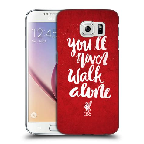 Liverpool Fc Youll Never Wal Alone Hardshell Galaxy Note 1 N7000 liverpool fc lfc you ll never walk alone back