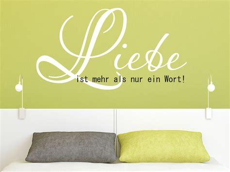 Ist Wohnzimmer Ein Wort by Wandtattoo Liebe Mehr Als Nur Ein Wort Bei Homesticker De