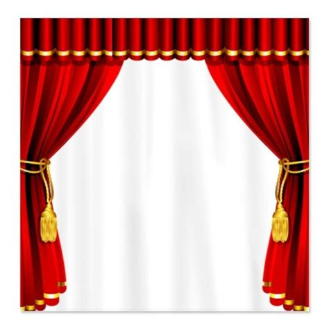 movie curtains movie theater shower curtain custom bagger pinterest