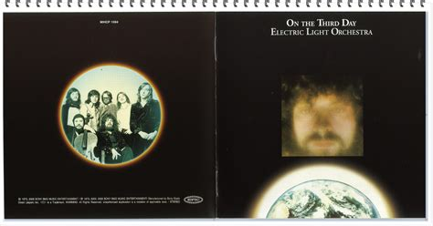 electric light orchestra on the third day 옹달샘 오디오와음악 electric light orchestra on the third day