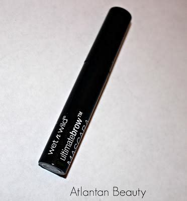 Ultimate Brow Mascara n ultimate brow mascara in nothing but bru nette review paperblog