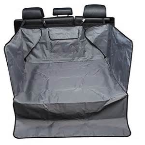Cargo Liner Covers Sides Leader Accessories Seat Cover Pet Cargo Liner For Suv