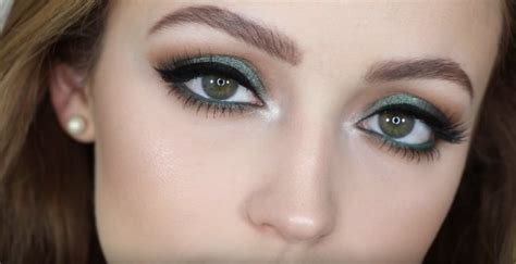 makeup tutorial natural look for green eyes easy eye makeup for green eyes makeup tutorials guide