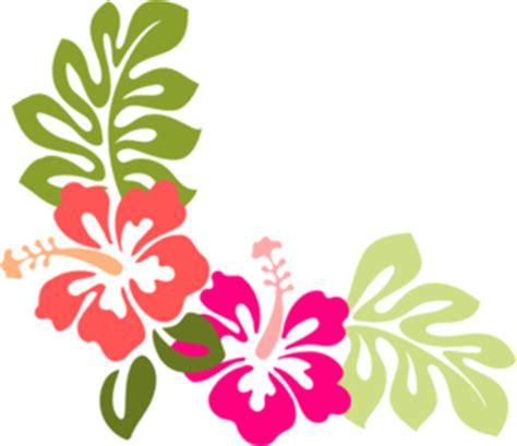 hibiscus clip art at clker com vector clip art online