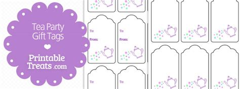 printable name tags for tea party printable tea party name tags printable treats com