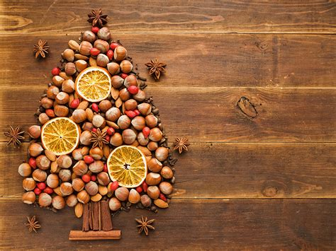 new year fruit tree picture new year new year tree food fruit nuts citrus