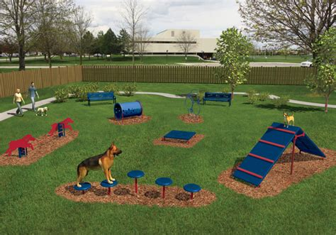 backyard obstacle course for dogs intermediate dog obstacle course