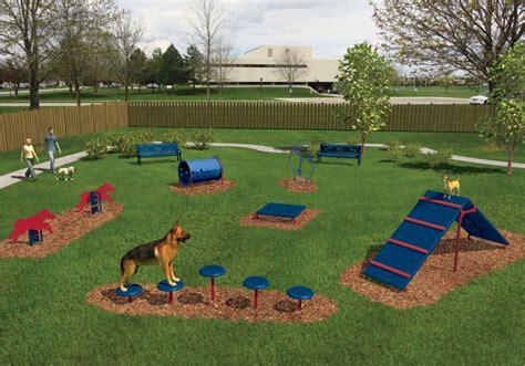 backyard dog agility course intermediate dog obstacle course