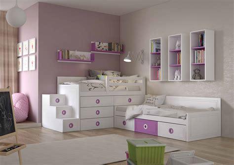 decoracion cama infantil dormitorio infant 237 l lila