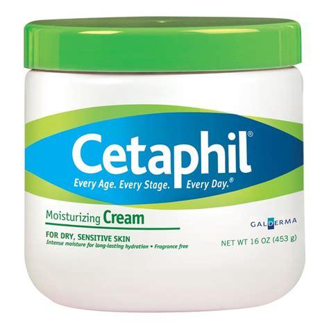 Pelembab Tje cetaphil moisturizing fragrance free 16 oz 453 g