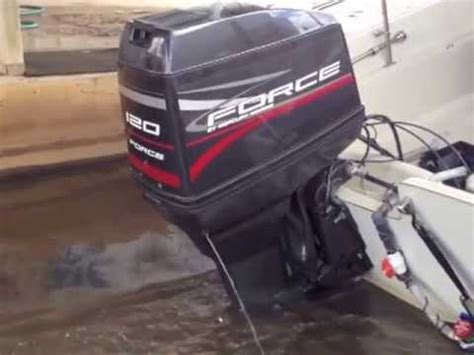 how many hours do outboard boat motors last testing force 90hp how to save money and do it yourself