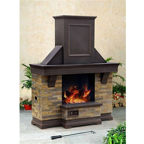 Small Outdoor Fireplace Kits by 31 Unique Outdoor Fireplace Designs Ideas And Kits