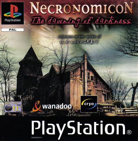 L Dawning by Necronomicon The Dawning Of Darkness For Playstation
