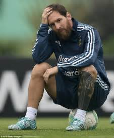 lionel messi argentina world cup lionel messi in reflective mood during argentina