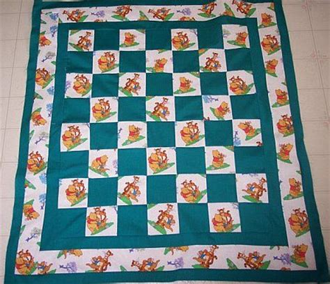 Winnie The Pooh Quilt Pattern by Winnie The Pooh Quilt Hugs By Gramma