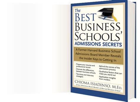 Instant Mba Book by Mba Admissions Book Expartus