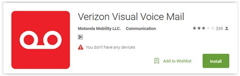 verizon visual voicemail android best voicemail app for android