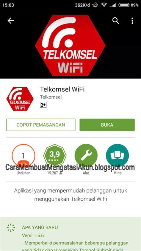 cara daftar paket internet gratis telkomsel baru cara menggunakan paket wifi telkomsel simpati loop di android