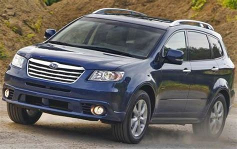 used 2011 subaru tribeca for sale pricing features edmunds