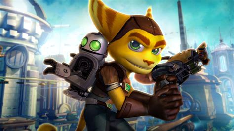 ratchet the ratchet review page ratchet and clank review