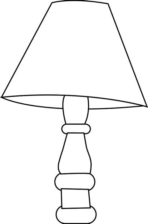 Dessin Une Lampe Sur Pied Dory Fr Coloriages