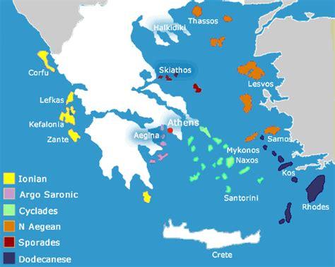 map of greece islands islands map travel maps of islands