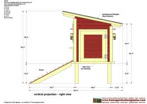 home garden plans s300 chicken coop plans construction