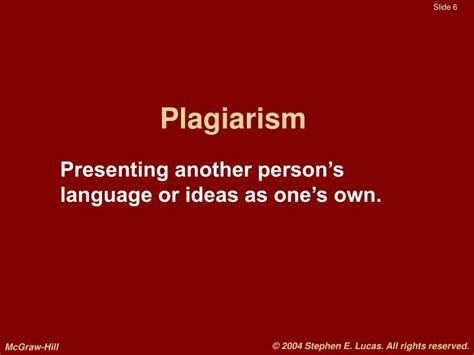 Patchwork Plagiarism - ppt ethics and speaking powerpoint presentation