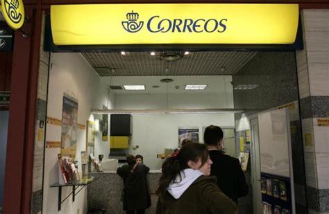 oficinas correos madrid correos abre su tienda en la que vender 225 entradas